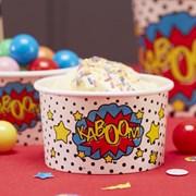 Picture of Comic Superhero - Treat / Ice Cream Tubs