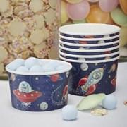 Picture of Space Adventure - Ice Cream / Treat Tubs