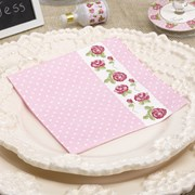 Picture of Vintage Rose - Napkins