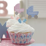 Picture of Tiny Feet - Cupcake Picks