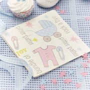 Picture of Tiny Feet - Napkins