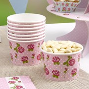 Picture of Vintage Rose - Treat Tubs