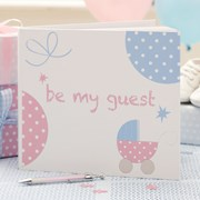Picture of Tiny Feet - Guest Book