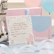 Picture of Tiny Feet - Invitations
