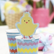 Picture of Easter Chick - Glass Decoration
