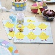 Picture of Easter Chick - Paper Napkins