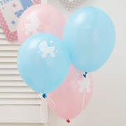 Picture of Tiny Feet - Balloons