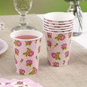 Picture of Vintage Rose - Cups