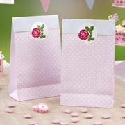 Picture of Vintage Rose - Party Bags
