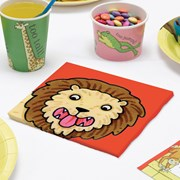 Picture of Dear Zoo - Paper Napkins