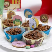 Picture of Dear Zoo - Cupcake Cases & Picks
