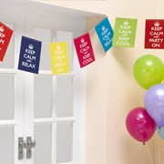 Picture of Keep Calm - Bunting