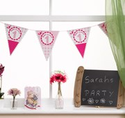 Picture of Little Bird - 1st Birthday - Bunting