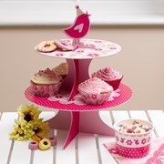 Picture of Little Bird - Cake Stand