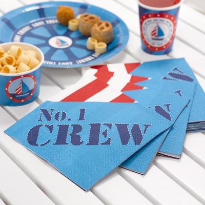 Picture of Ahoy There - Napkins