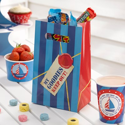 Picture of Ahoy There - Party Bags