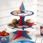 Picture of Ahoy There - Cake Stand