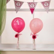 Picture of Little Bird - 1st Birthday - Balloons
