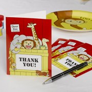 Picture of Dear Zoo - Thank You Cards