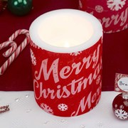 Picture of Merry Christmas - Candle