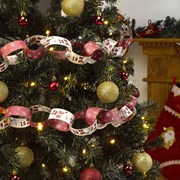 Picture of Let It Snow - Paper Chains - Father Christmas