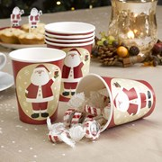 Picture of Let It Snow - Cups - Father Christmas