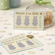 Picture of Baby Miffy - Scratch Card Game