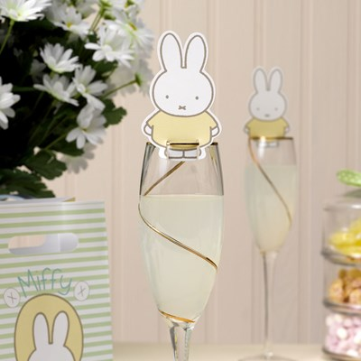 Picture of Baby Miffy - Glass Decoration