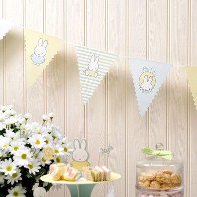 Picture of Baby Miffy - Bunting