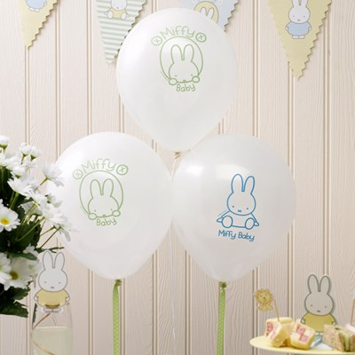 Picture of Baby Miffy - Balloons