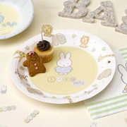 Picture of Baby Miffy - Paper Plates