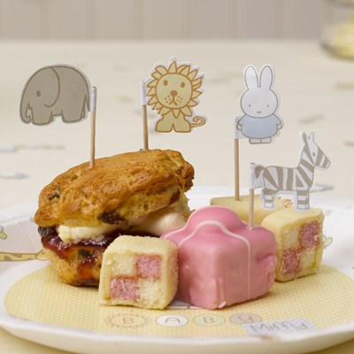 Picture of Baby Miffy - Cupcake Picks