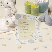Picture of Baby Miffy - Party Invitations