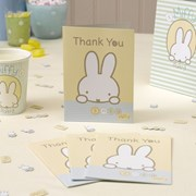 Picture of Baby Miffy - Thank You Cards
