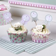 Picture of Frills & Spills - Cupcake Picks