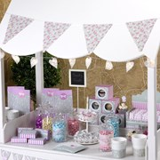 Picture of Frills & Spills - Cotton Bunting