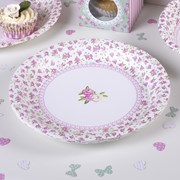 Picture of Frills & Spills - Plates