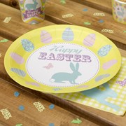 Picture of Happy Easter - Plates