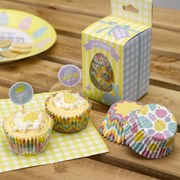 Picture of Happy Easter - Cupcake Cases