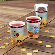 Picture of Dino Island - Paper Cups