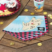 Picture of Dino Island - Paper Napkins