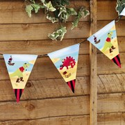 Picture of Dino Island - Bunting