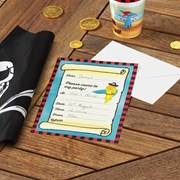Picture of Dino Island - Invitations