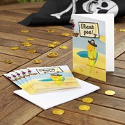 Picture of Dino Island - Thank You Cards