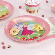 Picture of Fairy Princess - Paper Plates