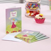 Picture of Fairy Princess - Thank You Cards