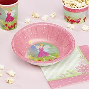 Picture of Fairy Princess - Paper Bowls