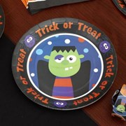 Picture of Trick or Treat - Plates