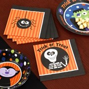 Picture of Trick or Treat - Napkins