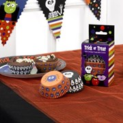 Picture of Trick or Treat - Cupcake Cases